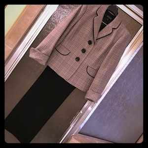 NWT suit